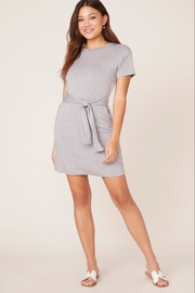 BB Dakota Sunrise Tie-Front Dress - Product Mini Image