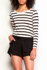 BB Dakota Tinley Striped Top - Product Mini Image