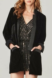 BB Dakota Velvet Blazer - Product Mini Image