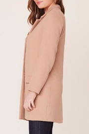 BB Dakota Whiskey Twill Coat - Front full body