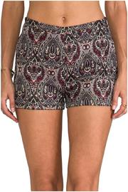 BB Dakota JACK Jovita Holiday Shorts - Product Mini Image