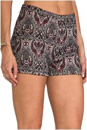 BB Dakota JACK Jovita Holiday Shorts - Front full body