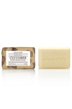 Elizabeth W Cucumber Perfumed Soap - Alternate List Image