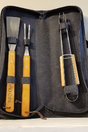 Phinas BBQ Chef Tools + Carrying Case - Product Mini Image