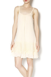 A'reve Layered Ruffle Dress - Product Mini Image