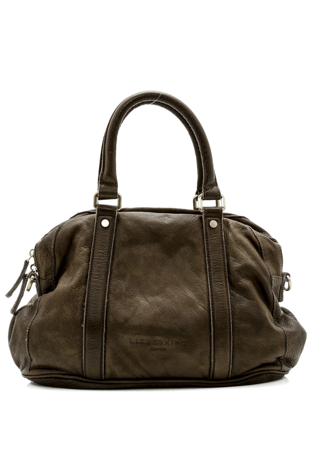 Liebeskind Berlin Vroni Dd Leather Handbag Front Cropped Image
