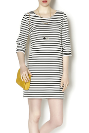 Ellison Striped Shift Dress - Product Mini Image