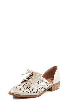 Shoptiques Product: Happy Metallic Slip-On