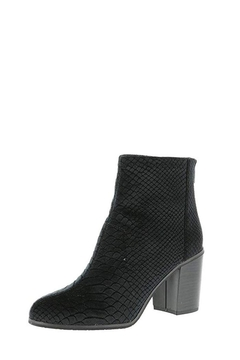 BC Footwear Ringmaster Velvet Booties - Alternate List Image