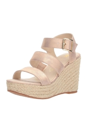 BC Footwear Snack Bar Wedge - Front cropped