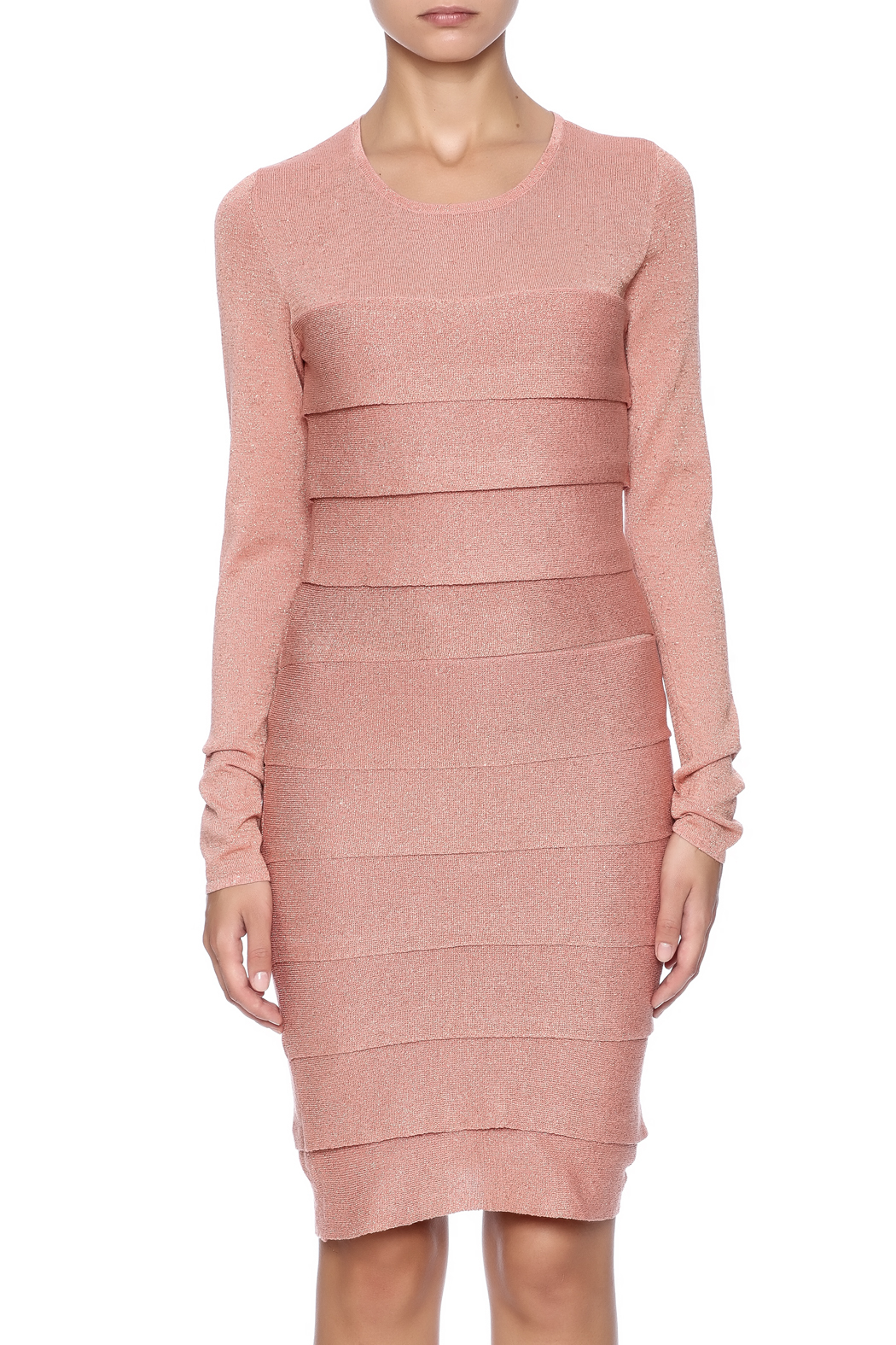 BCBG Max Azria Mariah Dress - Side Cropped Image