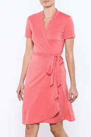 BCBG Max Azria Izabell Wrap Dress - Product Mini Image