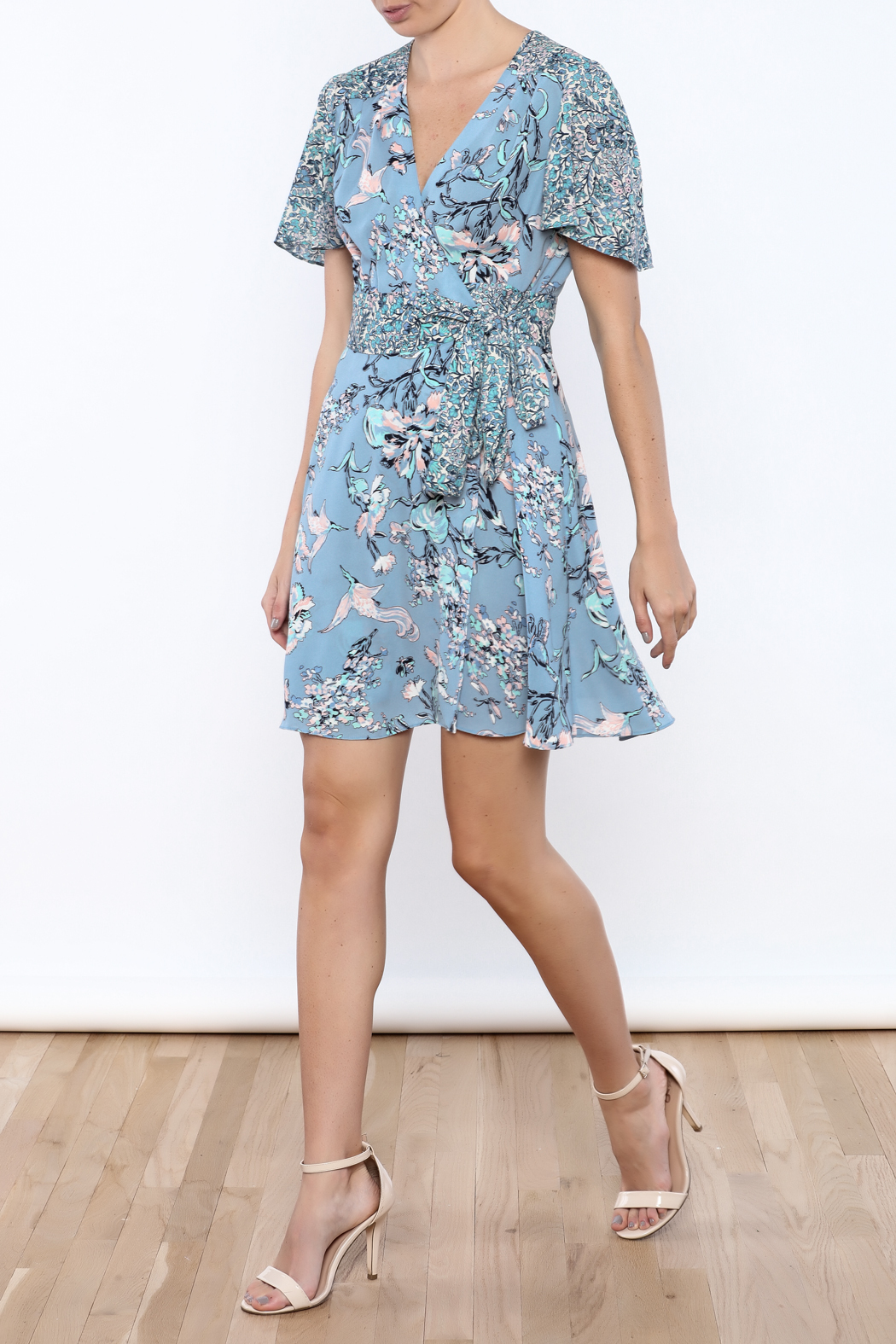 BCBG Max Azria Kylie Wrap Dress from Los Angeles by Urban Clothes ...