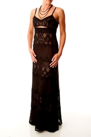 BCBG Max Azria Alese Lace Gown - Product Mini Image