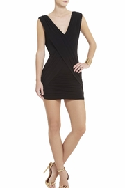 BCBG Max Azria Alondra Gathered Cocktail - Front cropped