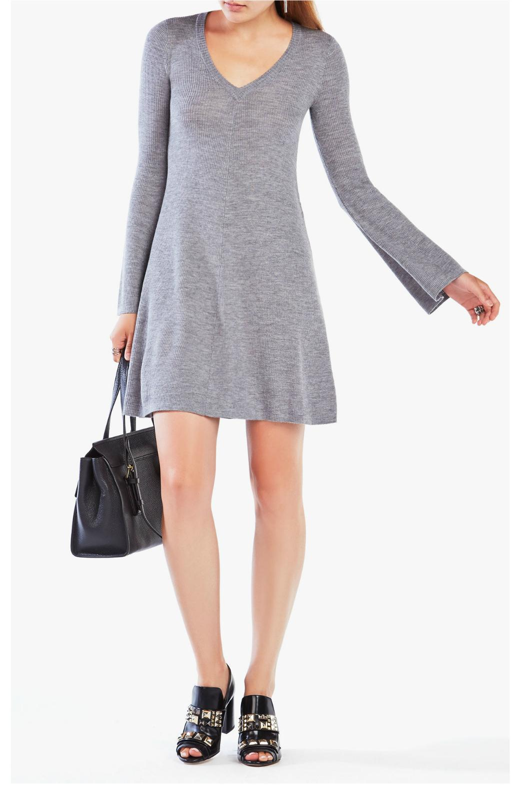 BCBG Max Azria Althea Sweater Dress - Main Image