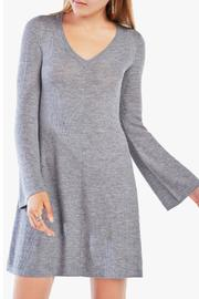 BCBG Max Azria Althea Sweater Dress - Front full body