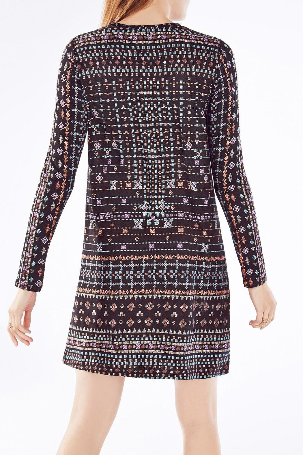 BCBG Max Azria Jeanna Dress - Front Full Image