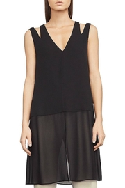BCBG Max Azria Kadie Cut-Out Tunic - Product Mini Image