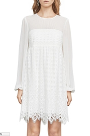 BCBG Max Azria Lace Dress - Front cropped