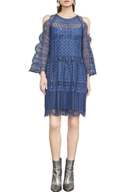 BCBG Max Azria Lace Shift Dress - Product Mini Image