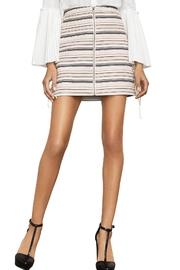BCBG Max Azria Lace-Up Mini Skirt - Product Mini Image