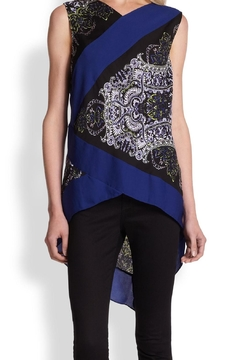 BCBG Max Azria Lyza Blouse - Alternate List Image
