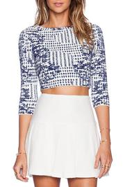 BCBG Max Azria Miranduh Crop Top - Product Mini Image