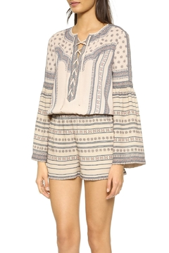 BCBG Max Azria Nancie Romper - Alternate List Image