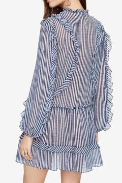 Shoptiques Product: Ruffled Striped Dress