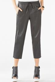 BCBG Max Azria Stefan Faux-Leather Pant - Product Mini Image