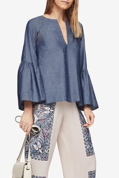 Shoptiques Product: Suzie Chambray Top
