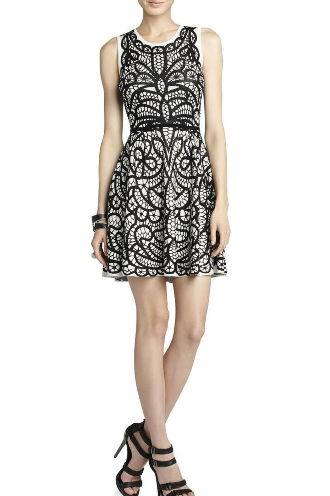 BCBG Max Azria Talulah Dress - Front Cropped Image