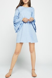 BCBGeneration Bell Sleeve Dress - Product Mini Image