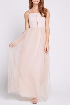 Shoptiques Product: Blush Tulle Maxi