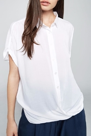 BCBGeneration Button Up Shirt - Front cropped