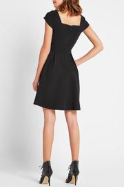 BCBGeneration Classic Black Dress - Side cropped