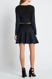 BCBGeneration Cropped Sweater - Front full body