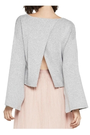 BCBGeneration Ribbed Statement Knit - Front full body