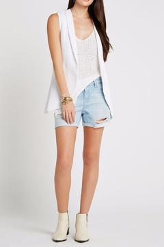 BCBGeneration Distressed Boyfriend Shorts - Product List Image