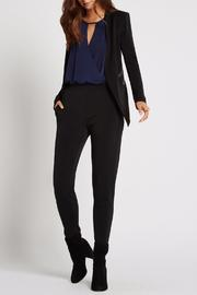 BCBGeneration Tuxedo Blazer - Front full body