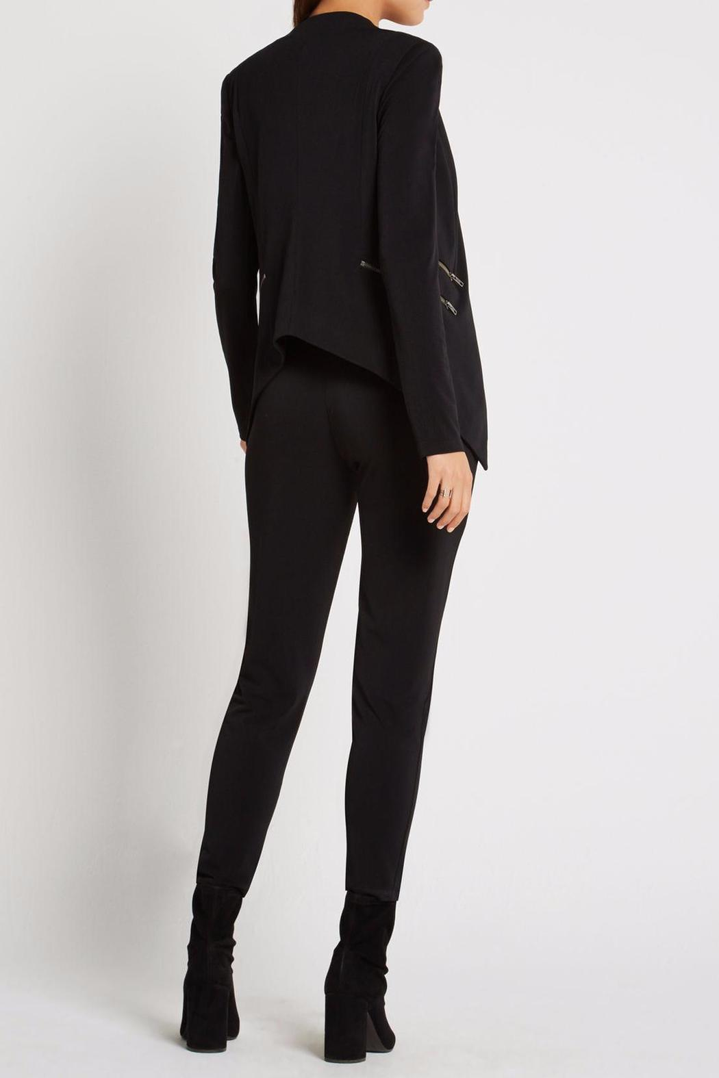 BCBGeneration Tuxedo Blazer - Side Cropped Image