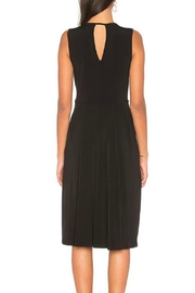 BCBGeneration Drape Midi Dress - Front full body