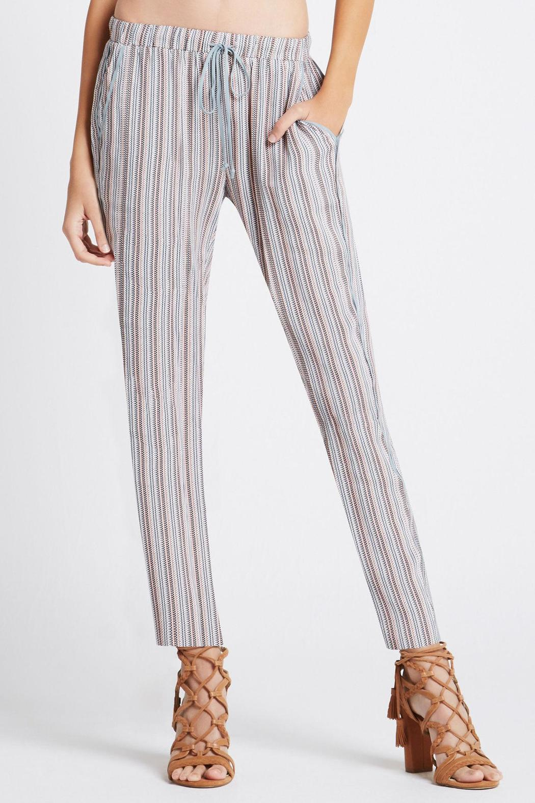 BCBGeneration Drawstring Pants - Main Image
