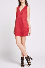 BCBGeneration Faux Suede Dress - Product Mini Image