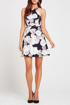 Shoptiques Product: Floral Flare Dress