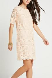 BCBGeneration Full Lace Dress - Product Mini Image