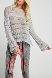 BCBGeneration Grey Sweater - Front cropped