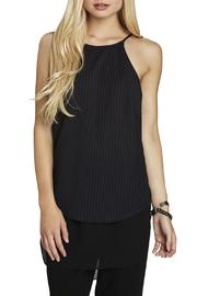 BCBGeneration High-Neck Slip Top - Product Mini Image