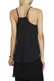 BCBGeneration High-Neck Slip Top - Front full body